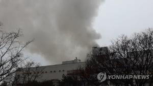 2 dead, over 20 injured in fire at Daegu public sauna