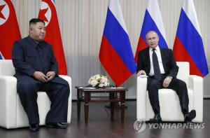 Kim says Korean Peninsula peace entirely depends on Washington's future attitude
