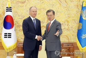 Moon says N. Korea-Russia summit to help promote regional peace