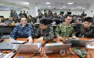 S. Korea, U.S. wrap up summertime combined exercise