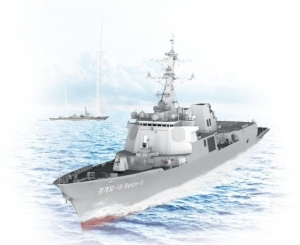 HHI wins an order to build next-generation Aegis destroyer of Navy