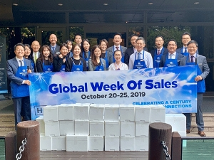 Special Events to Celebrate Global Week of Sales 2019