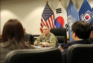 Ending GSOMIA may send wrong security message: USFK chief