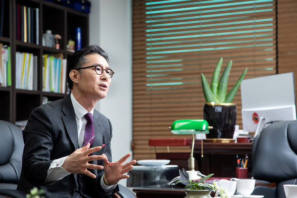 FACO Chairman Lee Bum-heon said he will make efforts to promote artists' rights and welfare.
